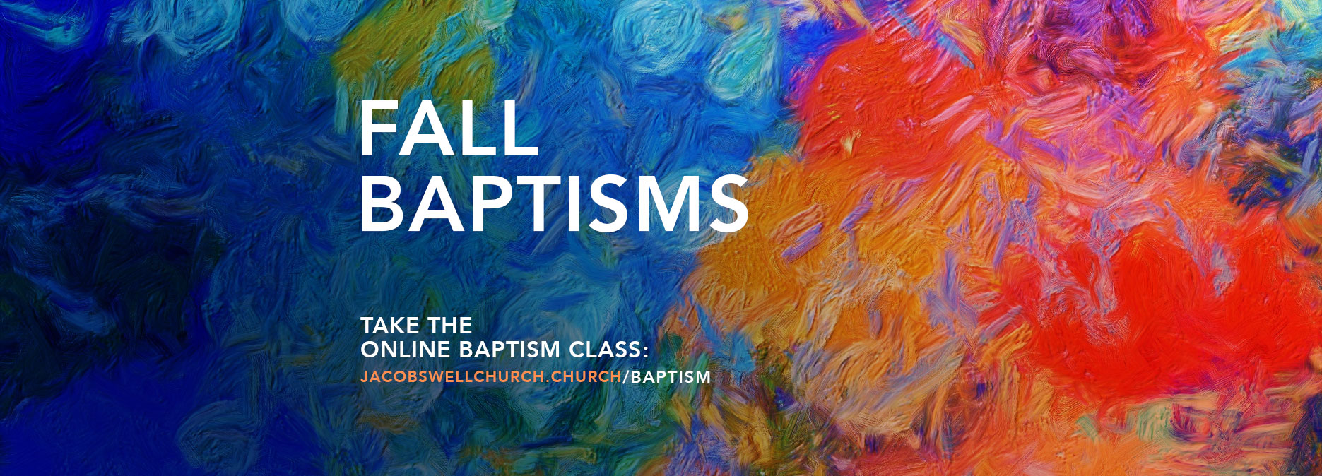 fall baptisms